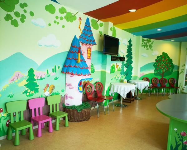 Детский банкетный зал