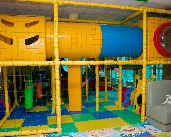 Детский игровой центр ДЖУНГЛИ_1