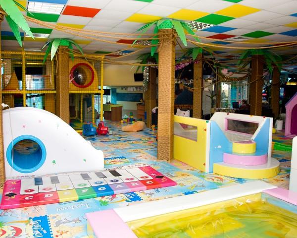 Детский игровой центр ДЖУНГЛИ_2