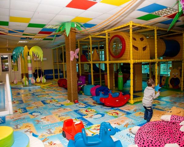 Детский игровой центр ДЖУНГЛИ_5