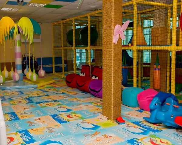 Детский игровой центр ДЖУНГЛИ_6