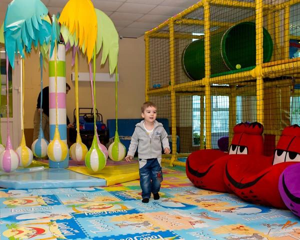 Детский игровой центр ДЖУНГЛИ_9